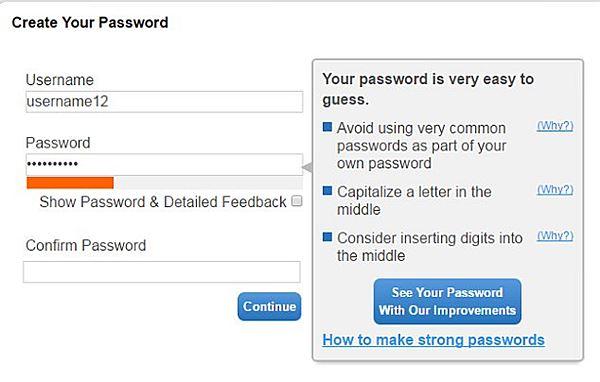 AI giúp người dùng chọn mật khẩu khiến hacker